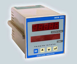Digital Mass Flow Indicator