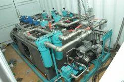 Industrial Hydraulic Flushing System