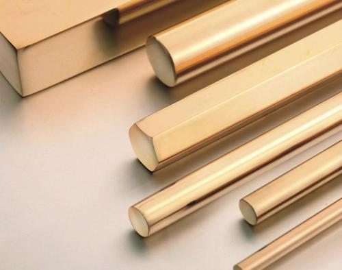 Bronze rod Diameter 8 mm x 100 mm CuSn Metal Round Rod