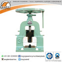 Wheel Jewellery Machinery Hand Press