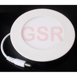 Round 9W Super Slim LED Panel Down Light
