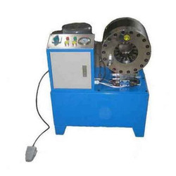 Semi-Automatic Industrial Hose Pipe Crimping Machine