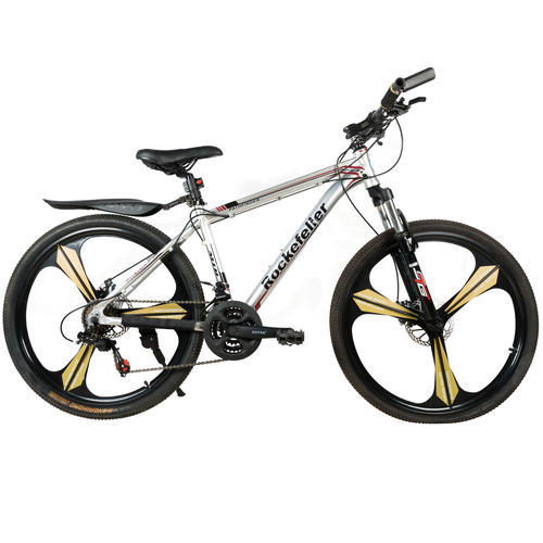 Silver Gogoa1 Rockefeller Mountain Bicycle Aluminum Frame, Rs 16000 ...