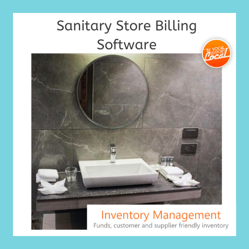 Offline Multi User Fusion Retail Billing Software For Sanitary Store Download Option Free Demo Trial Available Rs 25000 Piece Id 22194448648