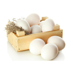 White Chicken Egg, Packaging Type: Tray