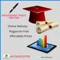 Management PhD Thesis Writing Services