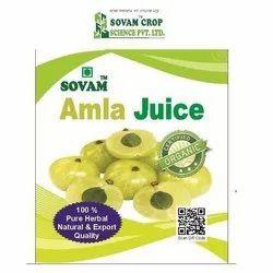 Organic Amla Dry Juice