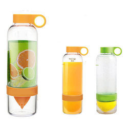 Fruit Infuser Juicer Bottle