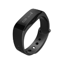 Portronics L028 Yogg Smart Wrist Band - Black