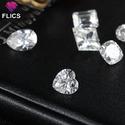 White Monzonite Diamond