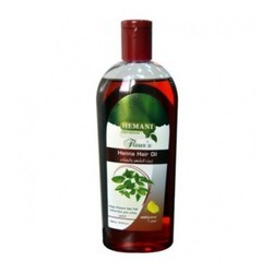Brahmi Henna Hair Oil
