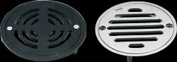 Screw Type Round Floor Drain
