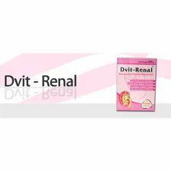 Divit Dvit Renal Powder, 200 G, Prescription