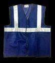 Reflective Vests / Jackets Vizwear 2 Blue Front Opening