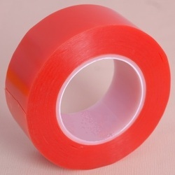 STICOL Red Liner Polyester Tape