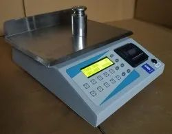 Three Display Weighing Machine