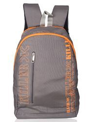Grey Lesner Laptop Backpack