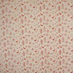 Jaipuri Hand Block Print Kids Soft Cotton Fabric