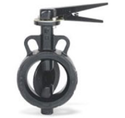 Rubber Lined Buttefly Valves For HVAC And Utillties