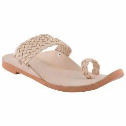 Round Toe Design Flip-Flop Slipper 224
