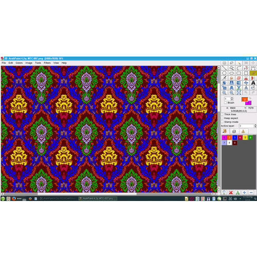 Textile Designing Software ट क सट इल स फ टव यर कपड क स फ टव यर In Okhla New Delhi Texware Technology Id 7010119648