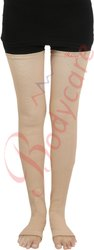 Elastic Tubular Varicose Stockings-Thigh Length - Deluxe