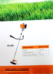Stihl FS230 Shoulder Brush Cutter Machine