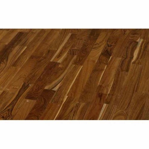 Merveilleux Eurowood Dark Brown Teak Wood Flooring