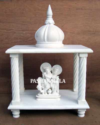 Marble Temple Marble Mandir Wholesale Trader From Agra