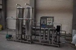 Pharmaceutical  Revers Osmosis Plant Price