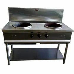 2 Chinese Cooking Range