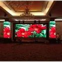 40 panel led video wall