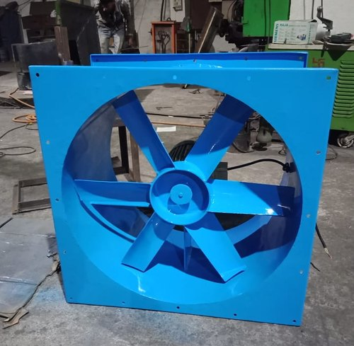 Aircare Wall Mounted Fan Axial Flow Fan, For Ventilation