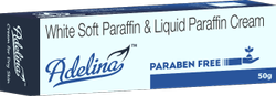 Adelina White Soft Paraffin & Liquid Paraffin Cream