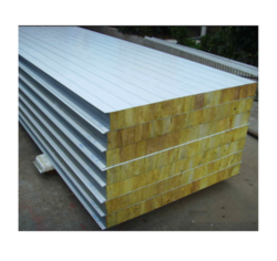 Insulated Rock Wool Panels