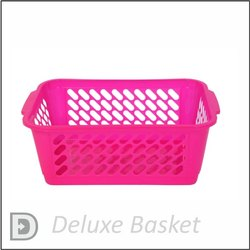 Modern Plastic Deluxe Basket, for Kitchen