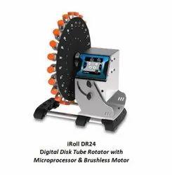 iRoll DR24 Digital Disk Tube Rotator With Microprocessor & Brushless Motor - Neuation