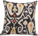 Handmade Kantha Embroidered Cushion Cover Wholesale Kantha Cushion Cover Cotton Pillow Cover