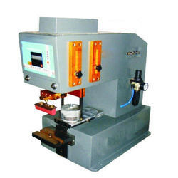 Semi Auto Pneumatic Pad Printing Machines