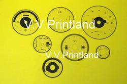 Inkjet Printer Disk OR Round Encoder