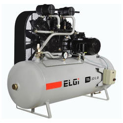 Single-Stage Electric Powered Reciprocating Compressor