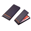 Cheque Book Cover ( Leatherite Zip)