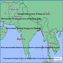 Mumbai MSc Dissertation Writing Services