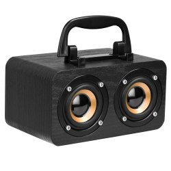 Branded Wireless Boombox Bluetooth Speaker
