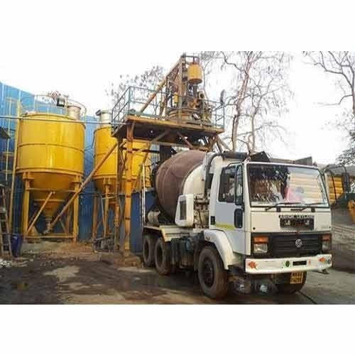 Concrete Mixer Rental Services कंक्रीट मिक्सर को किराये