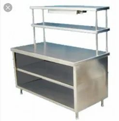 Stainless Steel Work Table, Mohali