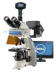 Fluorescence Microscope Digital With LED Illumination FM-1000