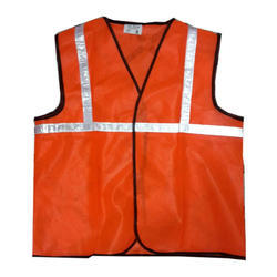 Oriental Enterprises Yellow Reflective Jacket for Industrial Use