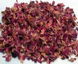 Shri Sangam Dried Rose Petals, Packaging: Jute Bag