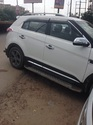 Hyundai Creta Door Visor With Chrome Line